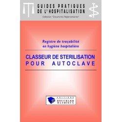 Classeur de stérilisation pour autoclave