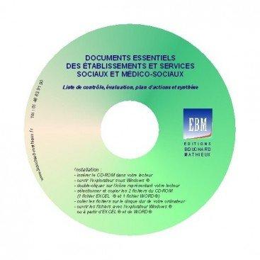 Évaluation des documents essentiels des structures sociales et médico-sociales