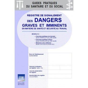 Signalement des dangers graves et imminents (version 2 : fonctions publiques territoriale et d'Etat, défense nat.)