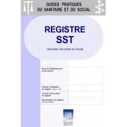 Registre SST (Sauveteur Secouriste du Travail)