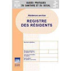 Registre des résidents des résidences-services